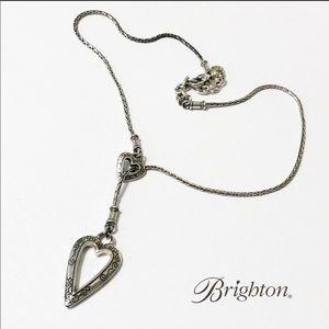 Beautiful Brighton Double Heart Nexklace!